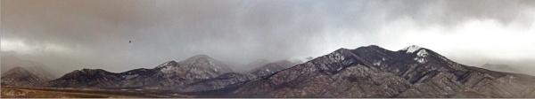 Taos Mountains by billgoco