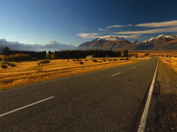Mt Cook NP 60 by DevilsAdvocate