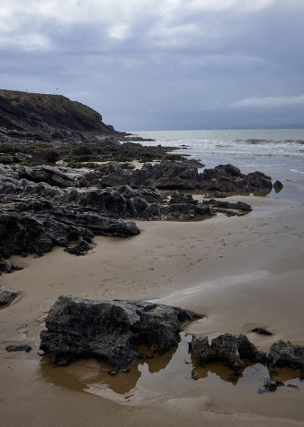 Old Harbour Bay - Barry, Vale of Glamorgan by Meditator