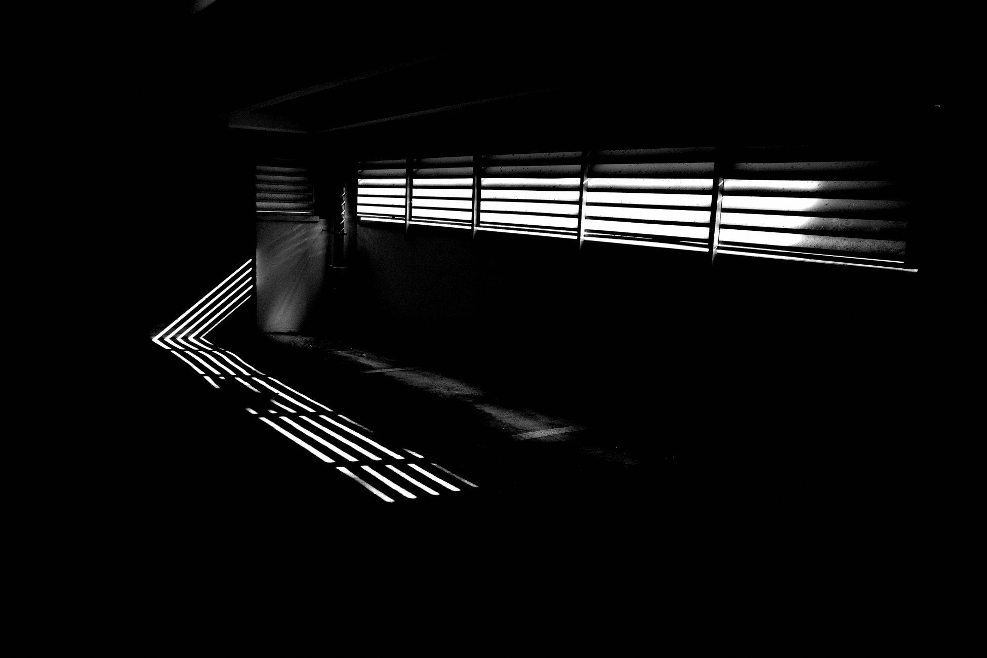 Angled Light