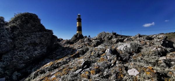 St John\'s lighthouse, Killough Co down by wisk
