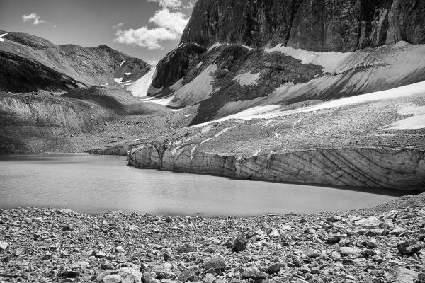 Angel Glacier by RolandC
