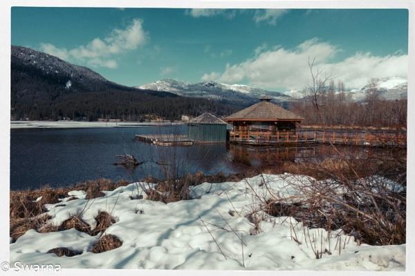 Green Lake - Whistler, BC by Swarnadip