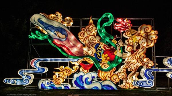 Magic Lantern Festival, Chiswick House London by brian17302