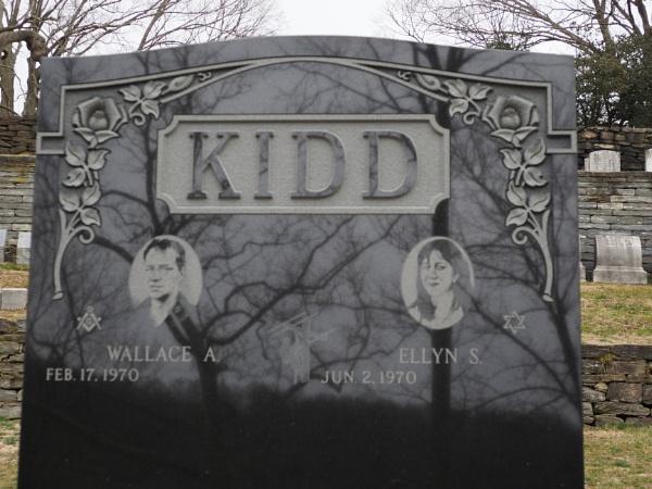 Laurel Hill Cemetery #6 by handlerstudio