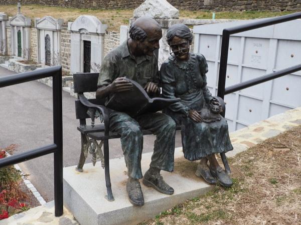 Laurel Hill Cemetery #7 by handlerstudio
