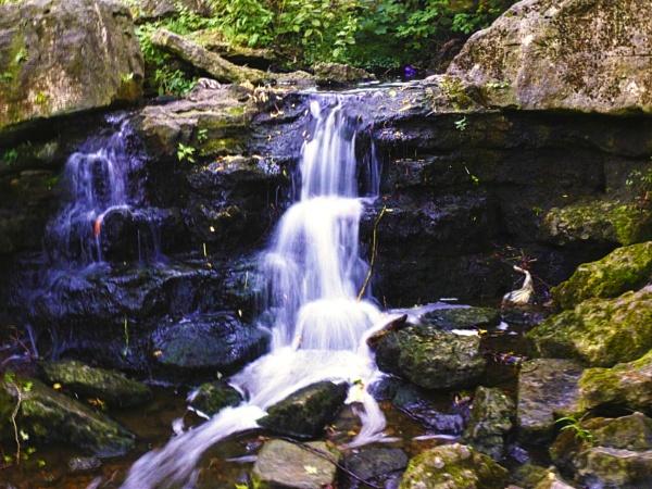 Waterfall by woodini254