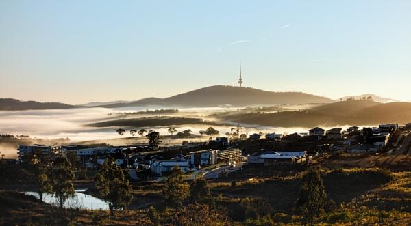 Interface, Canberra by BobinAus