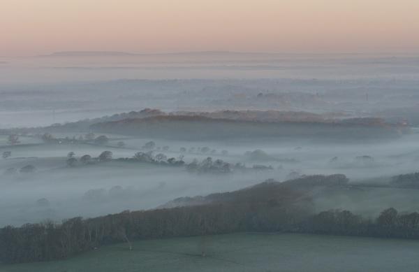 Sussex Weald by alfpics