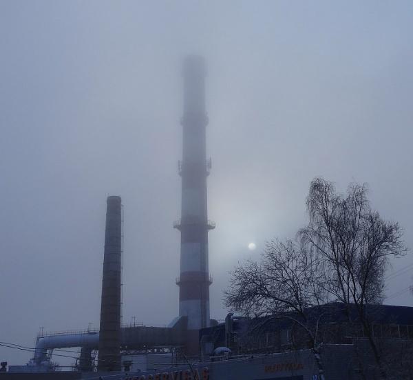 Foggy morning by SauliusR