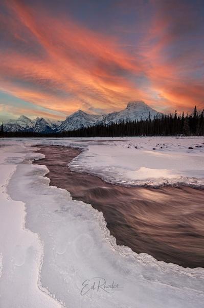Winter Flow by edrhodes
