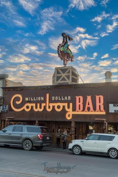 Million Dollar Cowboy Bar by IainHamer