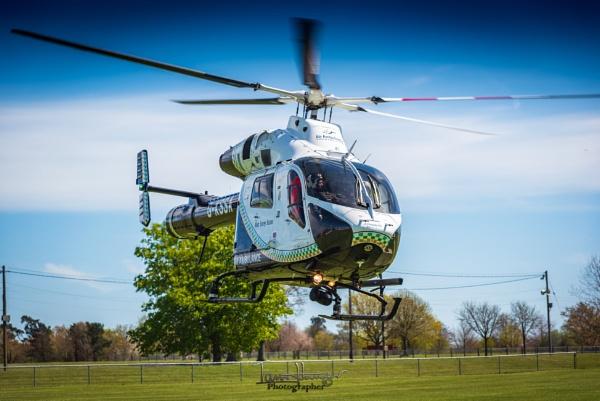 Kent and Surrey Air Ambulance by IainHamer