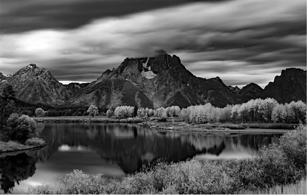 Mount Moran by dven