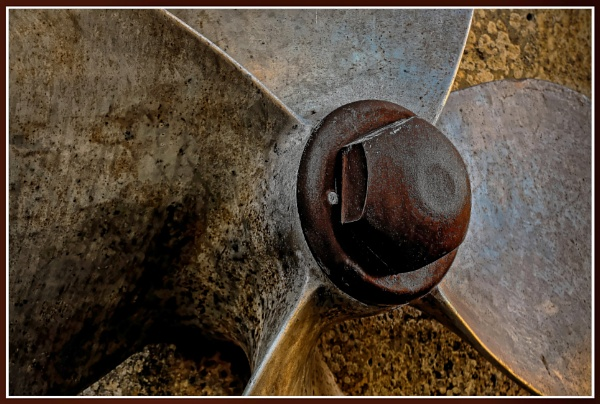 MARINE PROP ----- \'\'REFLECTED LEVELS\'\' by Edcat55