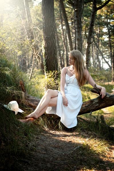 Woodland sprite by JRMGallery