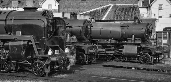 West Somerset Railway. by Adrian57