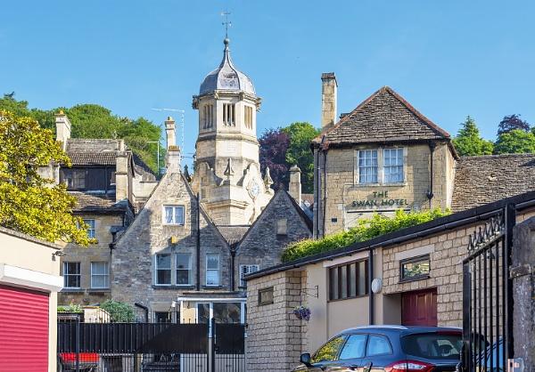 Bradford upon Avon by Selby