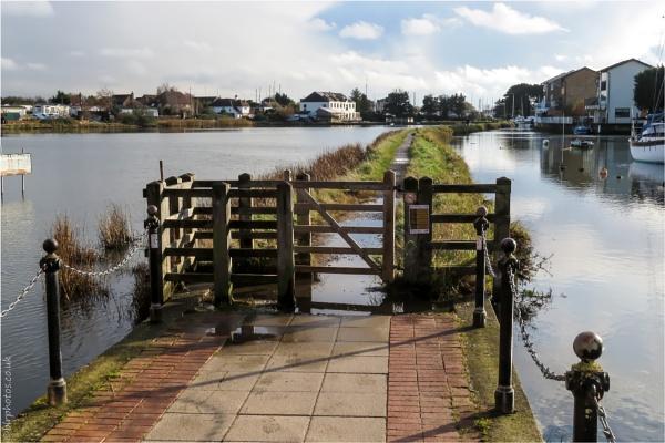 Mill Pond & River by blrphotos
