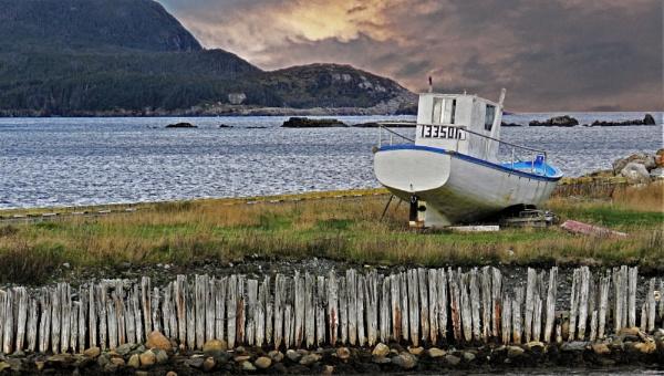 Ferryland Newfoundland by judee