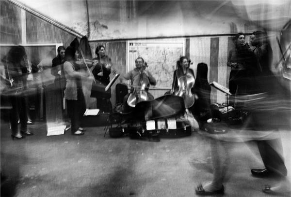 Metromusic by KingBee