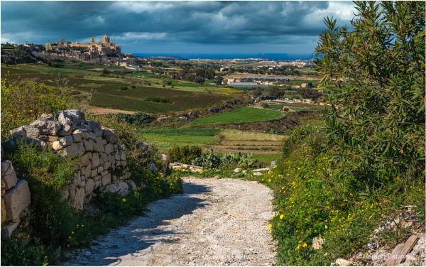 Passage to Mdina by Herbert_Catania