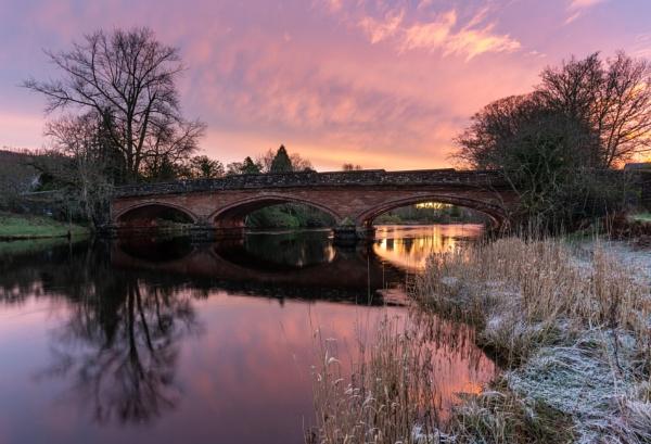 Bridge over the Teith, Callander by PaulHolloway