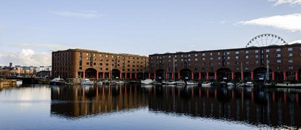 Albert Dock by EG
