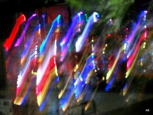 "\"" NIGHT LIGHTS \"" by abssastry"