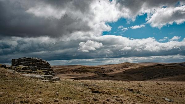 Dartmoor Higher Tor by topsyrm