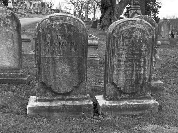 Laurel Hill Cemetery #11 by handlerstudio