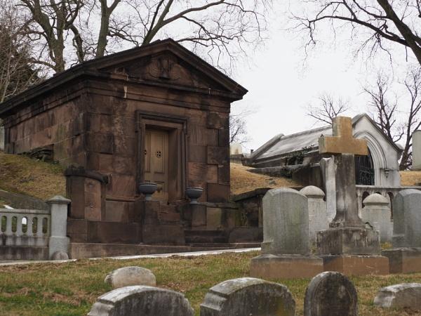 Laurel Hill Cemetery #12 by handlerstudio