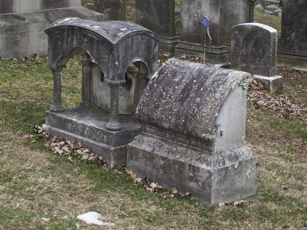 Laurel Hill Cemetery #13 by handlerstudio