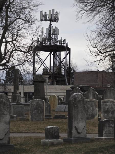Laurel Hill Cemetery #15 by handlerstudio