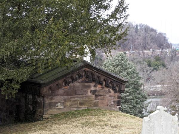 Laurel Hill Cemetery #17 by handlerstudio