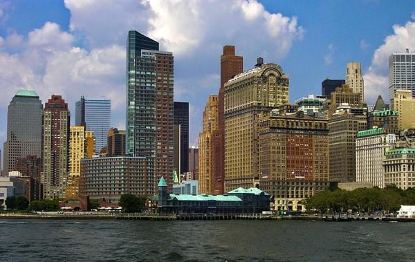 New York Skyline by comuirgheasa