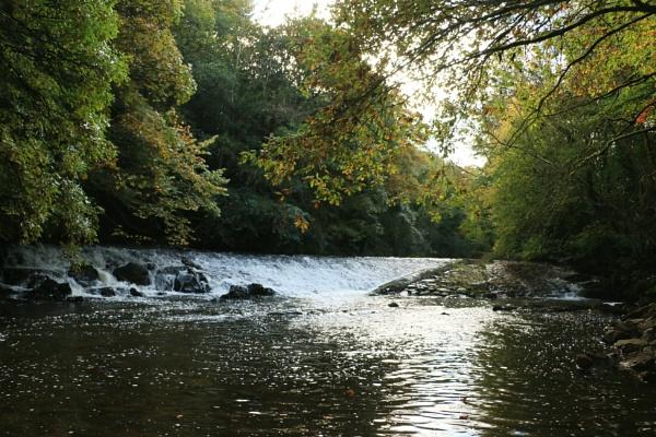 waterfall by gunner44