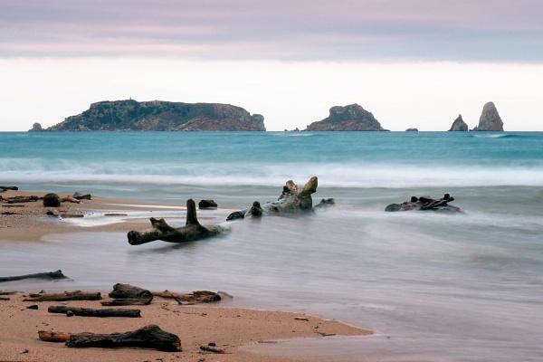 Seaside landscape by MAK54
