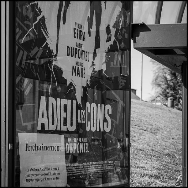 Adieu les cinemas by chataignier