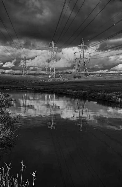 pylons by stefan