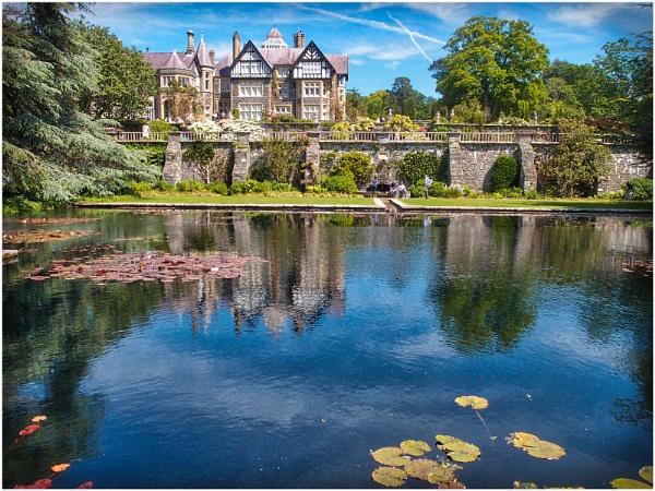Bodnant Gardens by sueriley