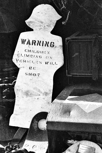Warning by smut01