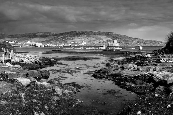 Afternoon Sunshine, Castlebay by flatfoot471