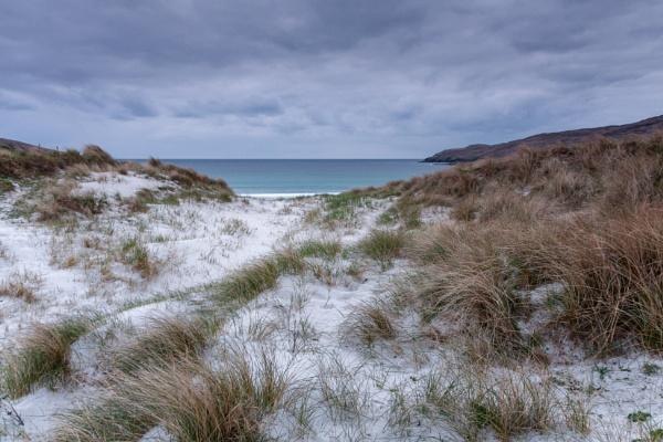 Tràigh Siar Dunes, Vatersay by flatfoot471