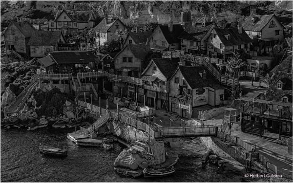 Popeye Village by Herbert_Catania