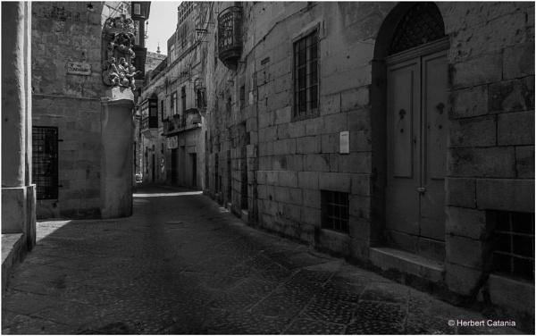 Triq Zondadari (Rabat) by Herbert_Catania