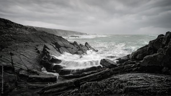 Beara Bowl Storm by PhilNewberry