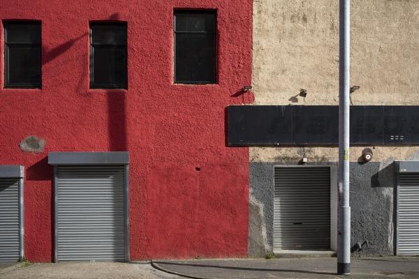 Glasgow, Wallace Street by AndrewAlbert