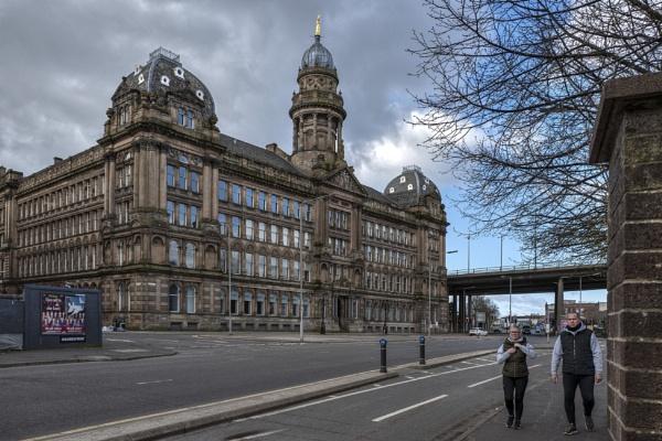 Glasgow, Morrison Street by AndrewAlbert