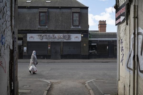Glasgow, Nelson Street by AndrewAlbert